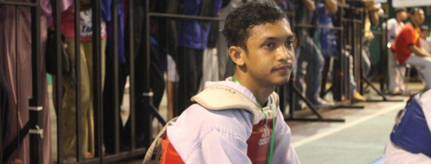 Prestasi yang diraih oleh atlet Taekwondo
