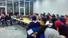 Rapat Lk/Ok Bersama Biro Kemahasiswaan Mengenai Sosialisasi Sop