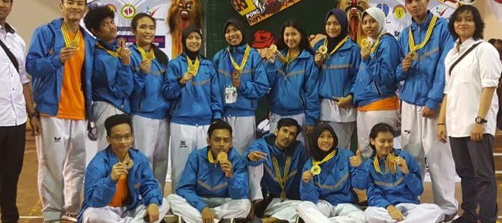 Prestasi Tim Taekwondo UTama 2019