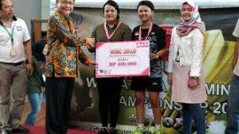 Widyatama Badminton Championship 22 Des 2018