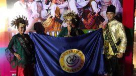 Kegiatan Pertukaran budaya antar bangsa International Ethnic Folklore Festival