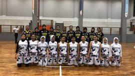 Basket: Pertandingan Persahabatan
