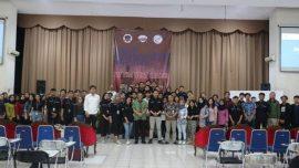 Latihan Kepemimpinan Mahasiswa Pemerintahan Mahasiswa Widyatama
